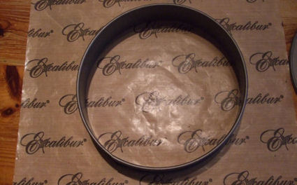 20cm cake tin ring (8 inches)